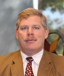 Photo of Dr. Scott Amundsen - Associate Provost