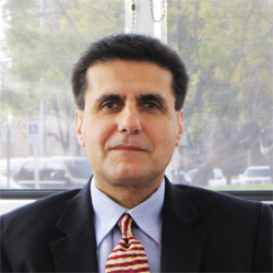 Photo of Vahid Shariat - Chief Information Officer