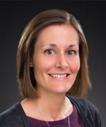 Photo of Dr Heidi Gilligan