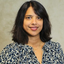 Photo of Faculty, Dr. Lisa Mohanty