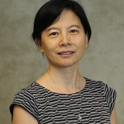 Photo of Dr. Wenling Li