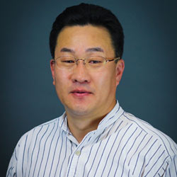 Dr. Heesam Kang. Faculty