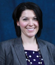 Photo of Faculty, Candice Raymond