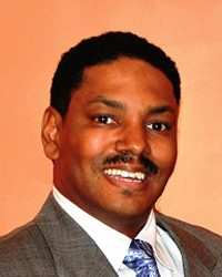 Photo of Dr. Corey Thomas, Faculty