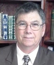 Photo of Dr.Ken Cromer