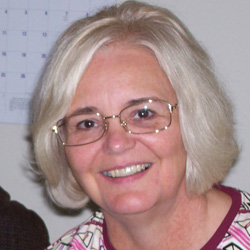 Photo of Dr.Virginia Johnson, Faculty