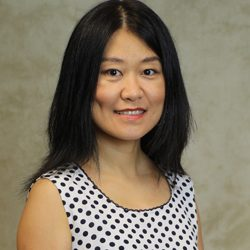 Photo of Faculty, Dr. Wendy Wang