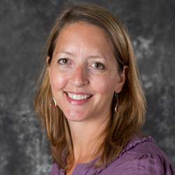 Photo of Dr. Heather Luea, Faculty