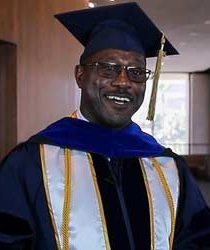 Photo of Dr. Samuel Strickland III, alumni