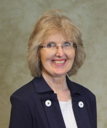 Photo of Faculty, Peggy Swigart