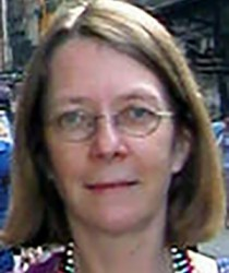 Photo of Dr. Annette Hebble, Faculty